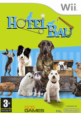 Hotel Bau Wii cover (ROEPGT)