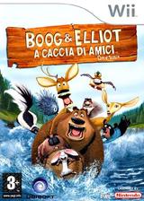 Boog & Elliot a Caccia Di Amici Wii cover (ROPP41)