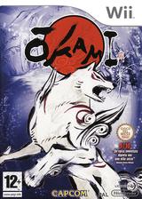 Ōkami Wii cover (ROWP08)