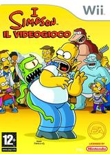 I Simpson: Il videogioco Wii cover (RSNP69)
