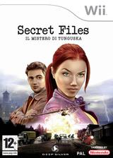 Secret Files: Il Mistero DiTunguska Wii cover (RTUPKM)