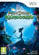 La Principessa e il Ranocchio Wii cover (RU5P4Q)