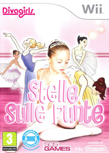 Diva Girls: Stelle Sulle Punte Wii cover (RU9PGT)