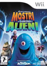Mostri contro Alieni Wii cover (RVZP52)
