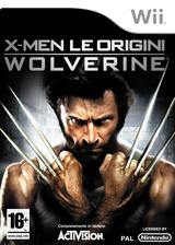 X-Men le Origini: Wolverine Wii cover (RWUX52)