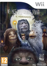 Nel Paese delle Creature Selvagge Wii cover (RXQPWR)