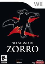 Nel segno di Zorro Wii cover (RZRPGT)