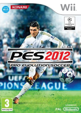 Pro Evolution Soccer 2012 Wii cover (S2PYA4)
