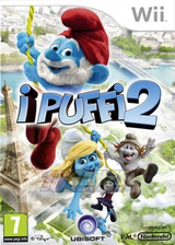 I Puffi 2 Wii cover (S2XP41)