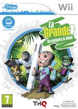 La Grande Avventura di Dood Wii cover (SDLP78)