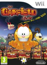 The Garfield Show: La Minaccia della Lasagna Spaziale Wii cover (SG7PVL)