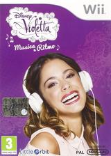 Disney Violetta: Musica e Ritmo Wii cover (SK7PVZ)