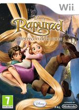 Rapunzel: L'intreccio della torre Wii cover (SRPP4Q)