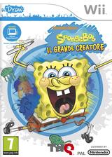 SpongeBob: Il Grande Creatore Wii cover (SS8P78)