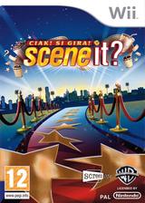 Scene It? Ciak! Si Gira! Wii cover (SSCIWR)