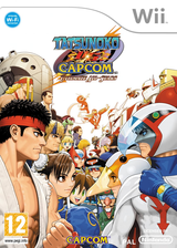 Tatsunoko vs. Capcom: Ultimate All Stars Wii cover (STKP08)