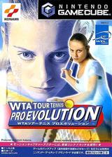 WTAツアーテニス プロエボリューション GameCube cover (GWTJA4)