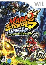 マリオストライカーズ チャージド Wii cover (R4QJ01)