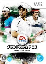 グランドスラムテニス Wii cover (R5TJ13)