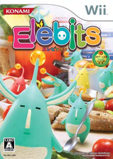 エレビッツ Wii cover (RELJA4)