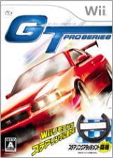 GT Pro Series Wii cover (RGTJBL)