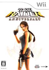 トゥームレイダー アニバーサリー Wii cover (RLRJEL)