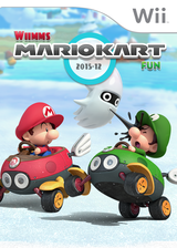 Wiimms MKW-Fun 2015-12.jap CUSTOM cover (RMCJ30)