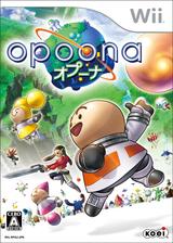 オプーナ Wii cover (RPOJC8)
