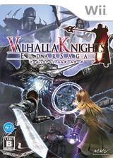 ヴァルハラナイツ エルダールサーガ Wii cover (RVKJ99)