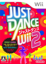 Just Dance Wii 2 Wii cover (SJDJ01)