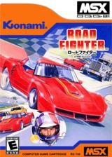 Road Fighter VC-MSX cover (XAGJ)