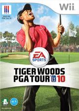타이거 우즈 PGA 투어 10 Wii cover (R9OK69)