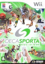 데카스포르타 Wii로 즐기는 스포츠 Wii cover (RDXKA4)