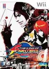 킹 오브 파이터즈 컬렉션 오로치 사가 Wii cover (RKFKZA)