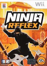 닌자 리플렉스 Wii cover (RNZK69)