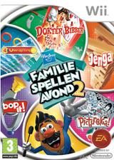 Hasbro: Familie Spellen Avond 2 Wii cover (R6XP69)