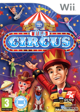 Mijn Circus Wii cover (R8OX54)