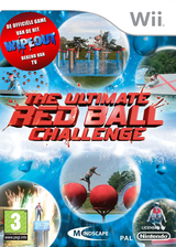 The Ultimate Red Ball Challenge Wipeout Wii cover (R94XMR)