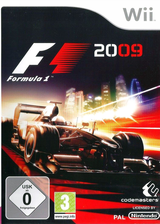 F1 2009 Wii cover (R9FP36)