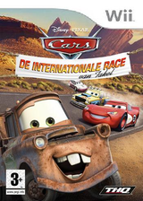 Cars: De Internationale Race van Takel Wii cover (RC2P78)