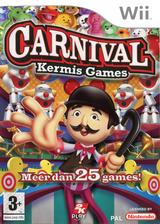 Carnival: Kermis Games Wii cover (RCGP54)