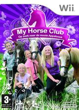 My Horse Club: Op zoek naar de mooie Appaloosa Wii cover (REWYMR)