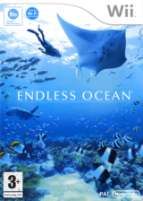 Endless Ocean Wii cover (RFBP01)