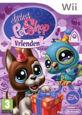 Littlest Pet Shop: Vrienden Wii cover (RL7P69)
