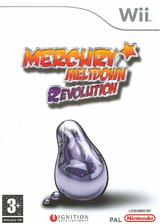 Mercury Meltdown Revolution Wii cover (RMMP7U)