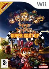 Myth Makers: Super Kart GP Wii cover (RMYXUG)