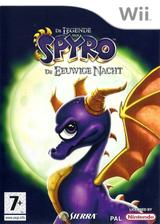 De Legende van Spyro: De Eeuwige Nacht Wii cover (RO7P7D)