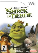 Shrek de Derde Wii cover (RSKX52)