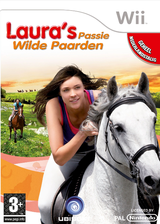 Laura's Passie:Wilde Paarden Wii cover (RW8P41)