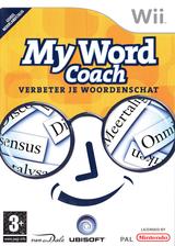 My Word Coach: Verbeter je Woordenschat Wii cover (RWFH41)